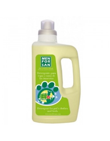 MEN FOR SAN Detergent for Pet`s Clothes and Beds