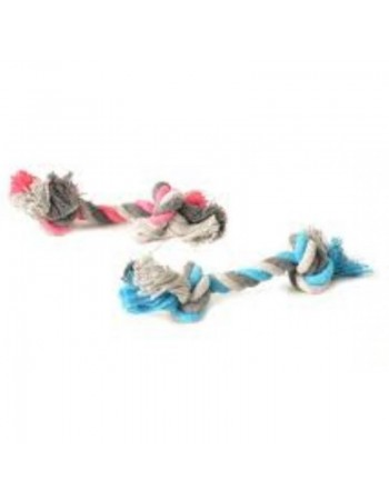 Duvo Plus Knotted Cotton Rope, 12cm