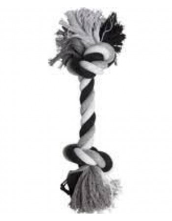 Cotton Flossy Toy 2 knots, 25cm