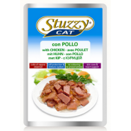 STUZZY CAT WITH CHICKEN, 100g